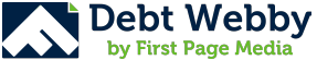 Debt Webby by First Page Media
